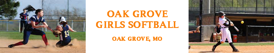 Oak Grove Girls Softball